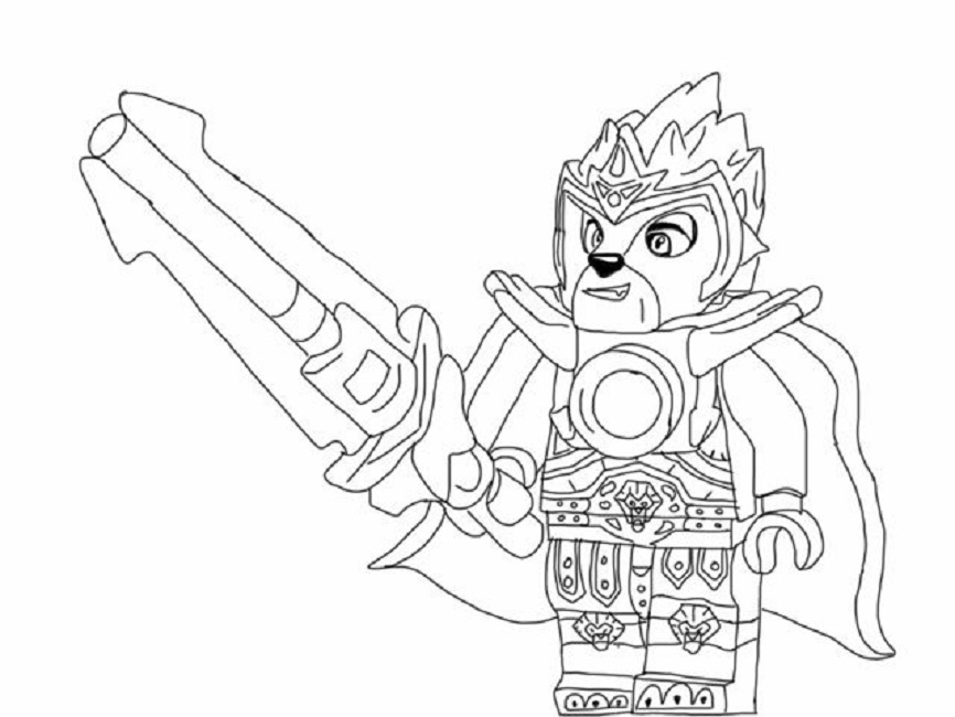 The Best Free Chima Coloring Page Images Download From 120 Free
