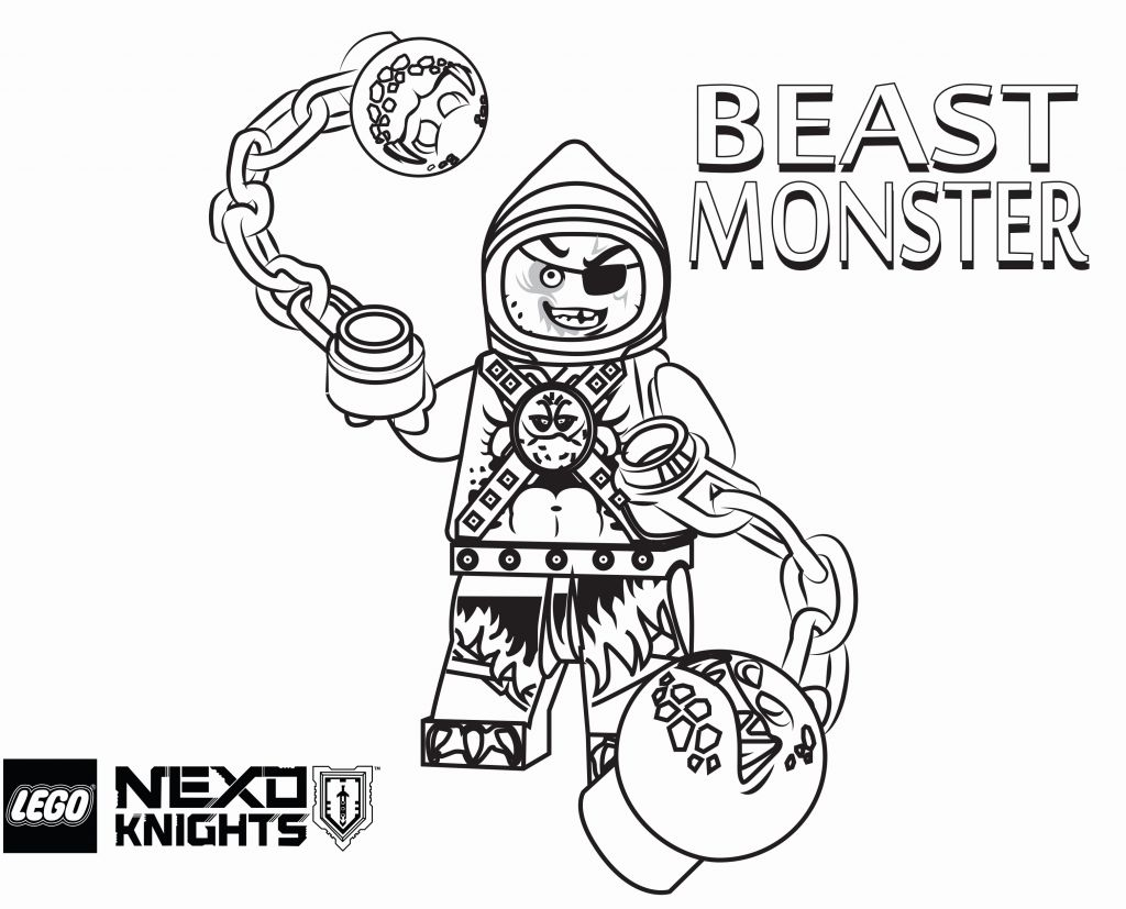 Lego Christmas Coloring Pages