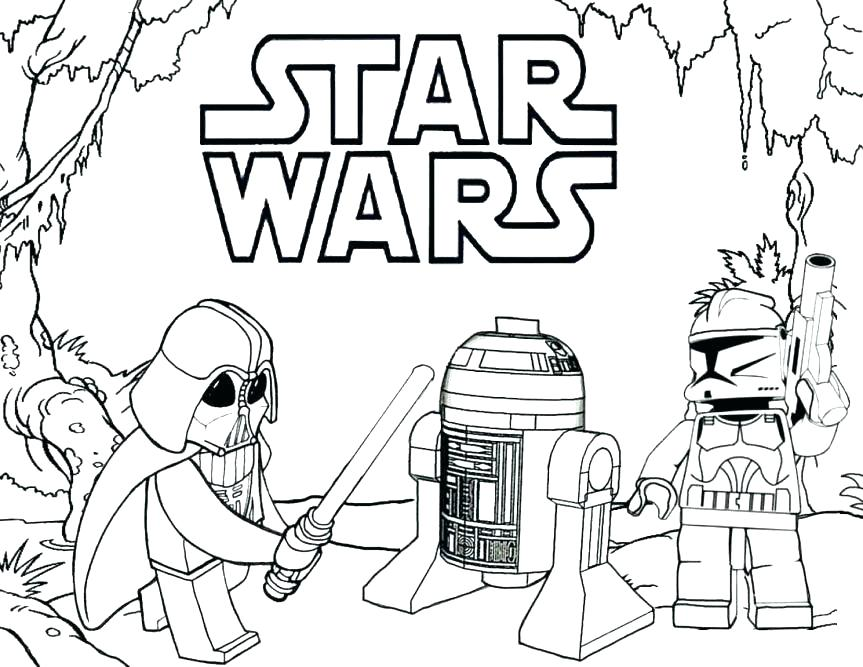 Lego City Coloring Pages Printable