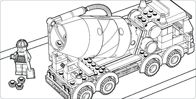 652x330 Lego City Coloring Pages Packed With City Coloring Pages Vibrant