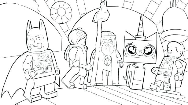 615x346 Printable Lego Coloring Pages Movie Coloring Pages Free Printable