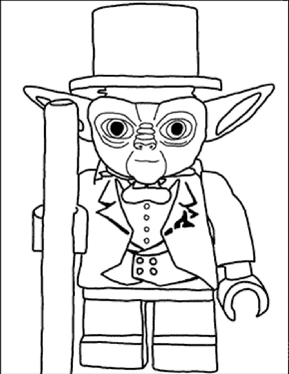 1000x1293 Lego Star Wars Clone Wars Coloring Pages Printable
