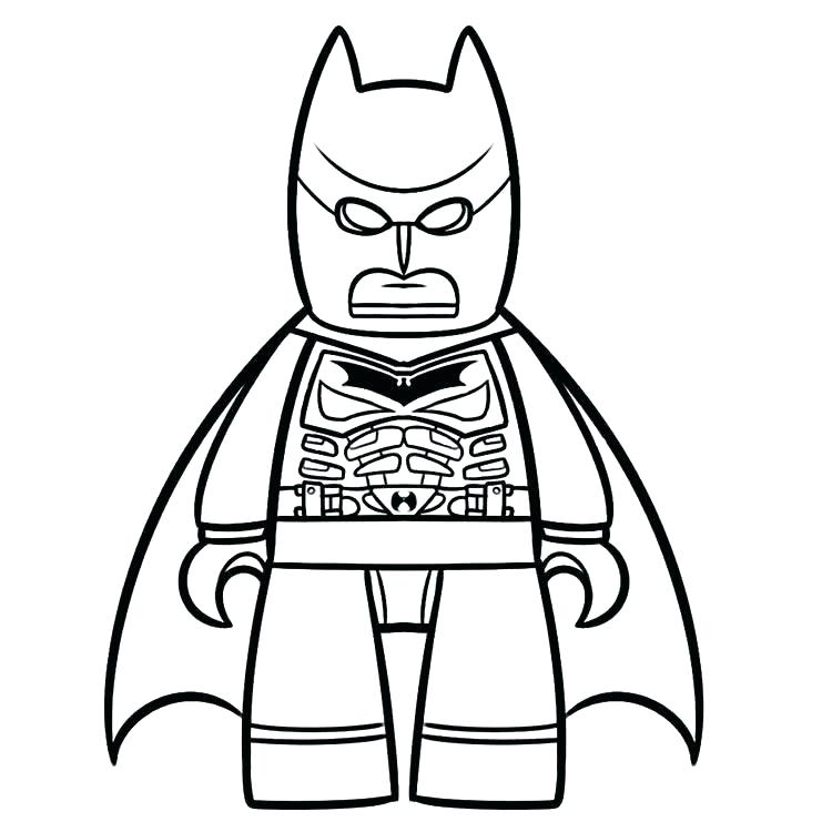 750x750 Cool Batman Coloring Pages Kids Just Villain Cool Batman Coloring