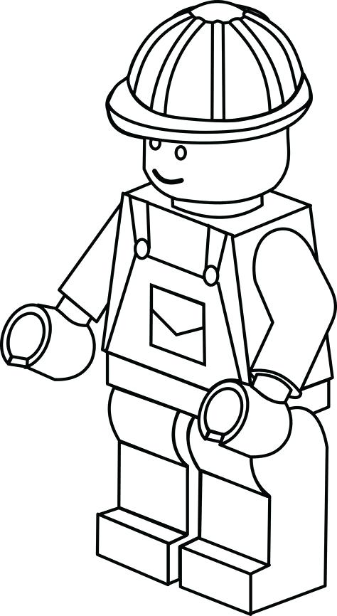 474x866 Free Printable Mini Figure Coloring Pages Free Free Printable Lego