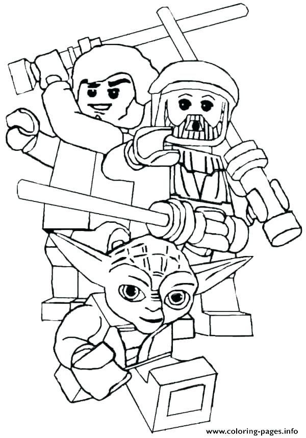 600x859 Lego Character Coloring Pages Figure Coloring Pages Coloring Pages