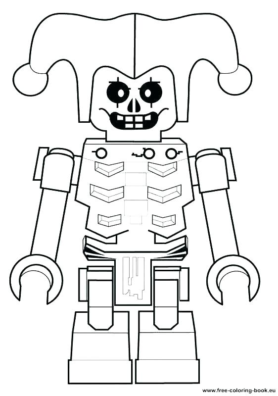 562x800 Lego Minifigure Coloring Pages Figure Coloring Pages Coloring