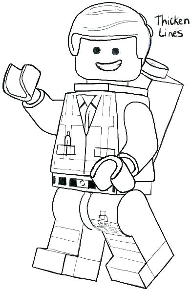 391x596 Lego Minifigure Coloring Pages Figure Coloring Pages Super