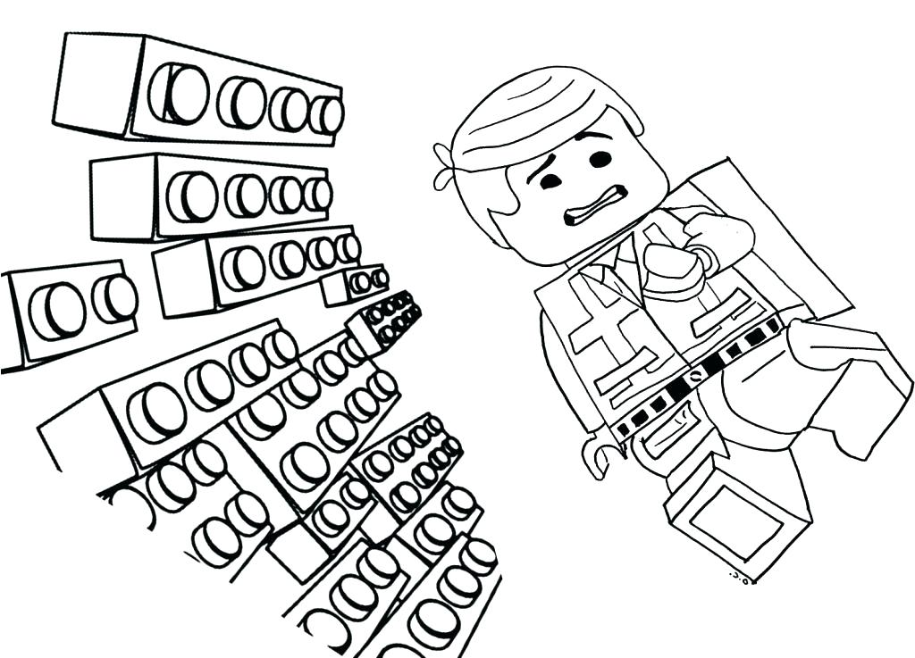 1024x737 Lego Minifigures Coloring Pages Free Coloring Pages Image Of Free