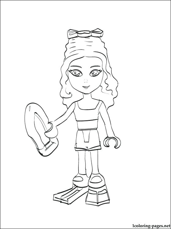560x750 Lego Minifigures Coloring Pages Friends Coloring Page For Those