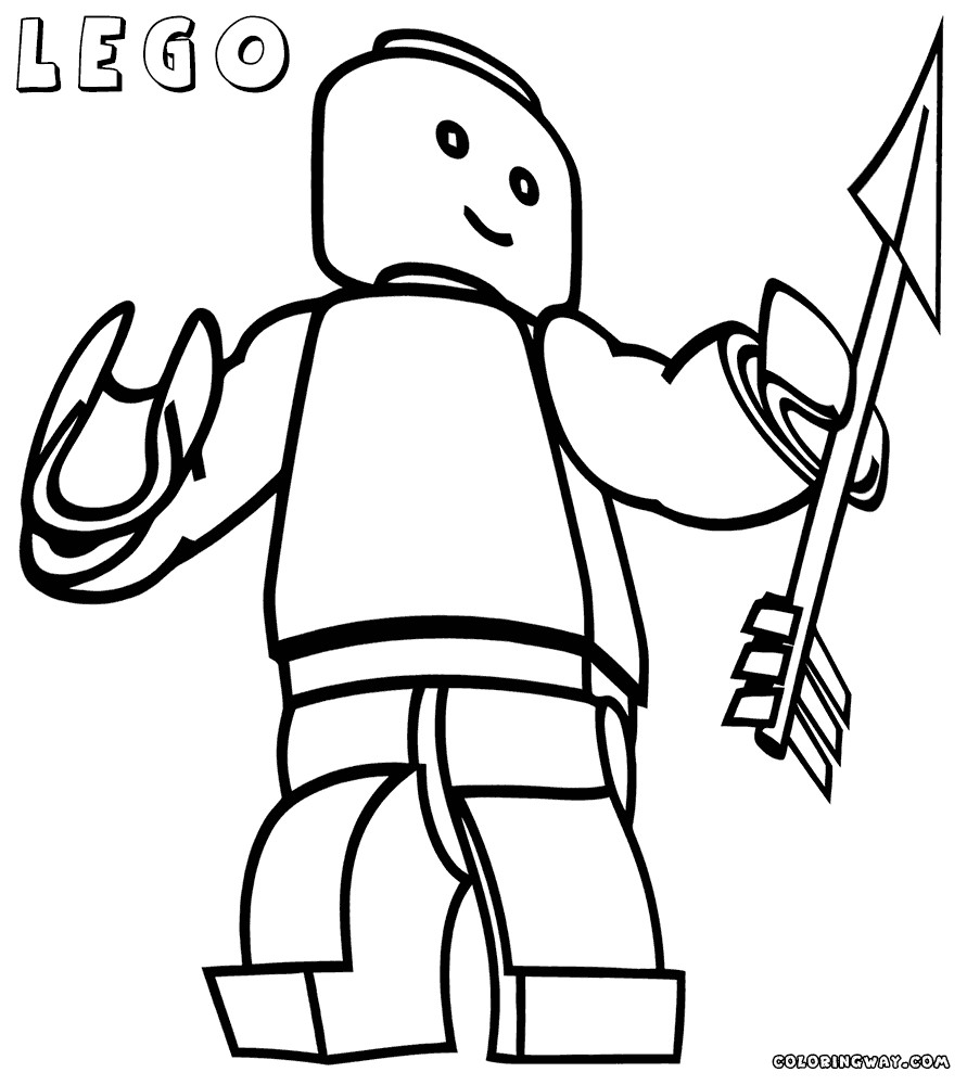 891x1000 Coloring Pages Lego Minifigures Best Of Lego Minifigures Coloring