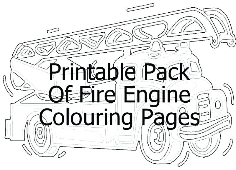 800x578 Firetruck Coloring Page Fire Truck Outline Coloring Page Exactly