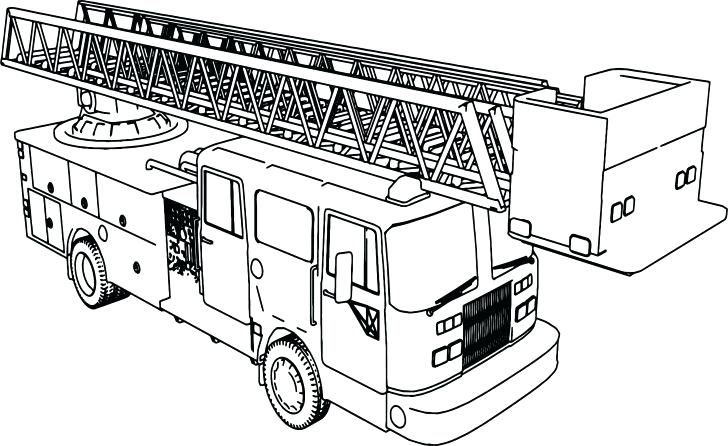 728x446 Firetruck Coloring Page Free Fire Truck Coloring Pages To Print
