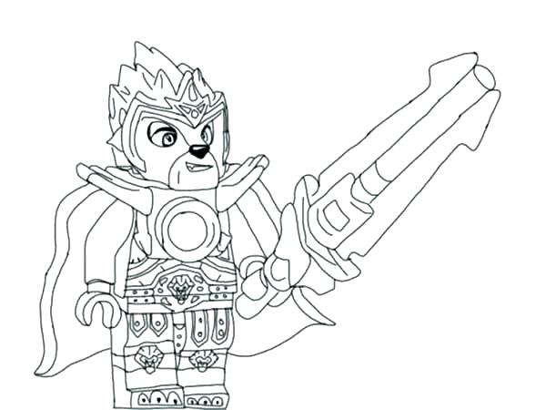 600x450 Lego City Police Coloring Pages Page