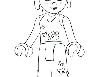 440x330 Lego Friends Coloring Pages Printable Free Friends Coloring Great