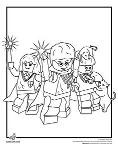 236x305 Lego Harry Potter Coloring Pages Coloring Pages