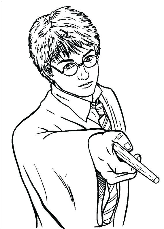 569x796 Lego Harry Potter Coloring Pages Unique Harry Potter Coloring
