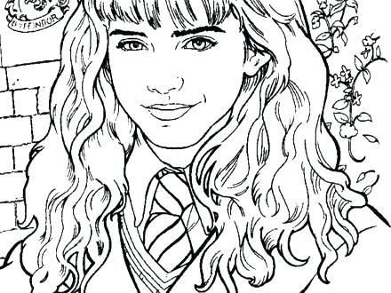 440x330 Harry Potter Lego Coloring Pages