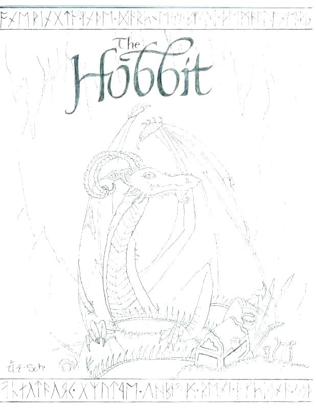 618x798 Hobbit Coloring Pages Lord Of The Rings Free Printable Coloring