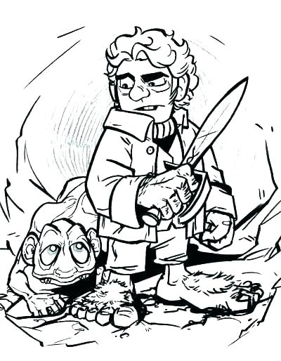 Kleurplaten Lego Hobbit.Lego Hobbit Coloring Pages At Getdrawings Com Free For Personal