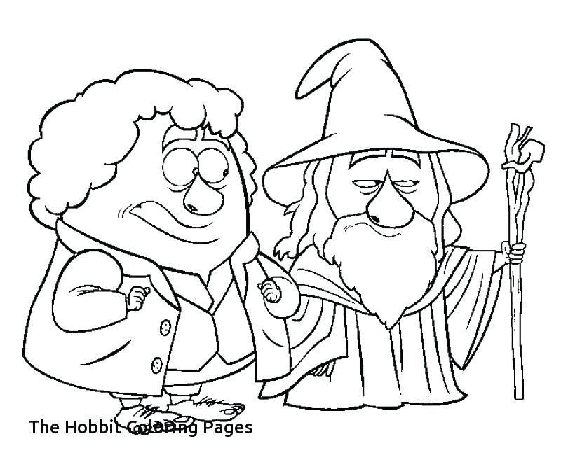800x667 Awesome Hobbit Coloring Pages Ideas Coloring The Hobbit Coloring