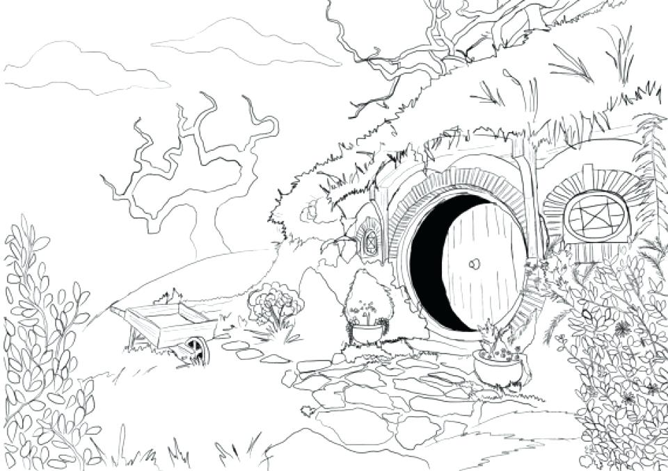 960x678 Free The Hobbit Coloring Pages Online Get This Dwarf Murs
