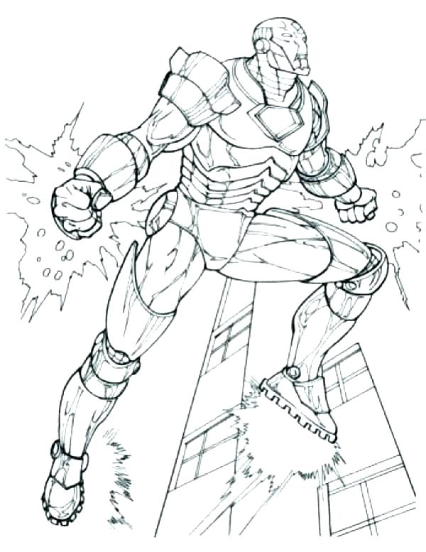 600x777 Coloring Pages Iron Man Coloring Page Iron Man Iron Man Coloring