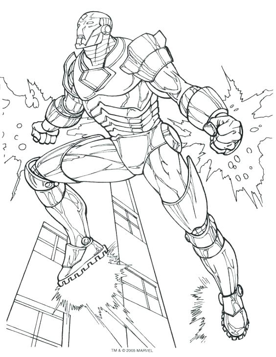 lego iron man coloring pages 23