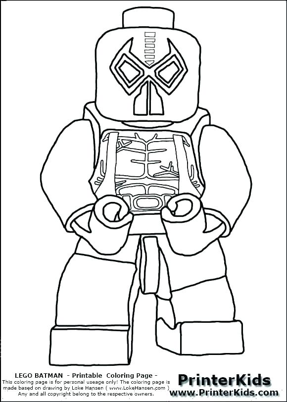 580x812 Free Printable Lego Coloring Pages For Kids Batman Coloring Pages