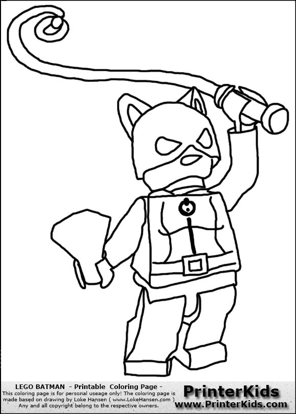 580x812 Lego Batman Coloring Pages Here Printerkids Lego Batman