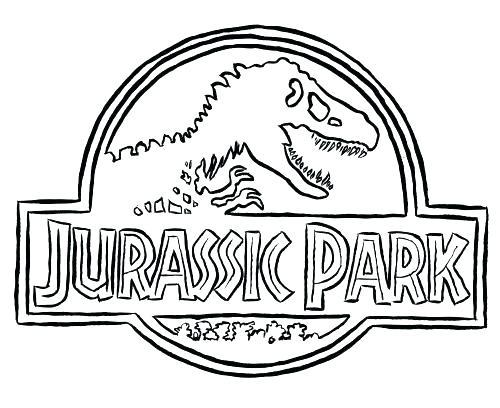 500x408 Jurassic Park Coloring Page Park Coloring Pages Park Coloring Book