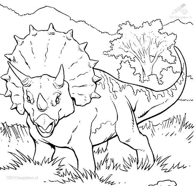 Imagenes Para Pintar De Jurassic World Impresion Gratuita