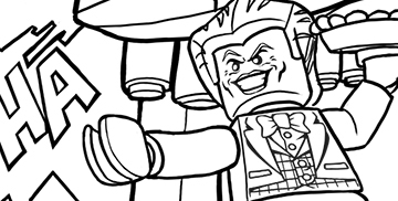 Lego Justice League Coloring Pages At Getdrawings Com
