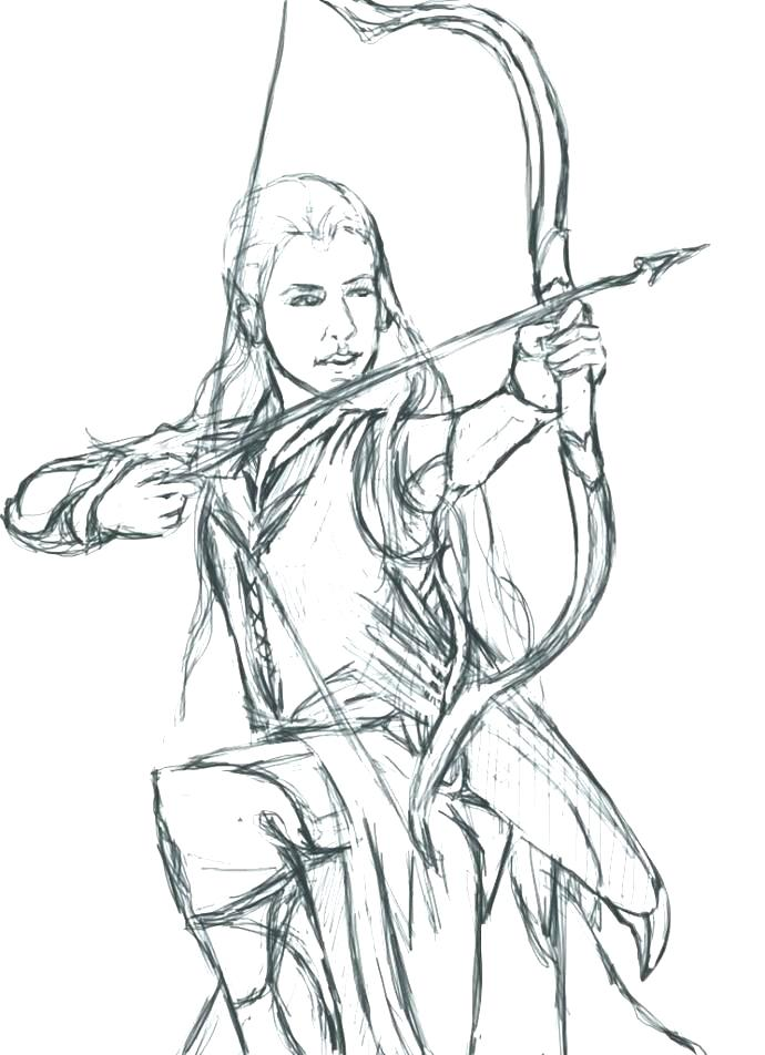 690x952 Lord Of Rings Coloring Pages Kids Coloring The Hobbit Coloring