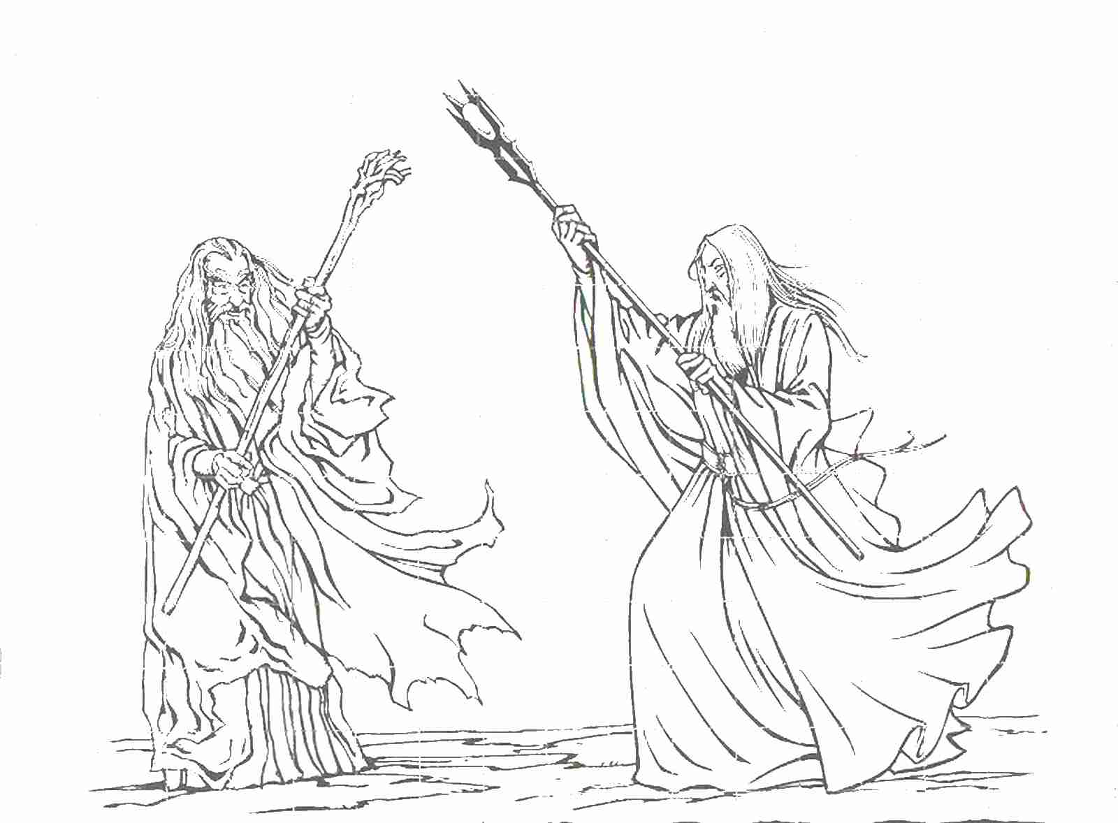 1600x1178 Lord Of The Rings Coloring Pages Olegratiy