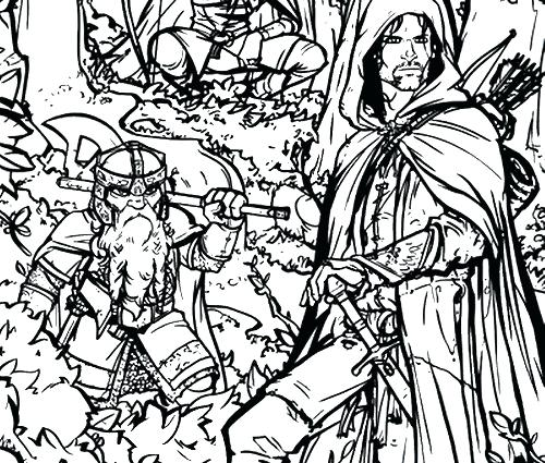 500x425 Lotr Coloring Pages Lord Of The Rings Coloring Pages Coloring Page