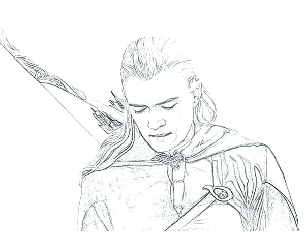 600x456 The Hobbit Coloring Pages The Hobbit Coloring Pages In Addition