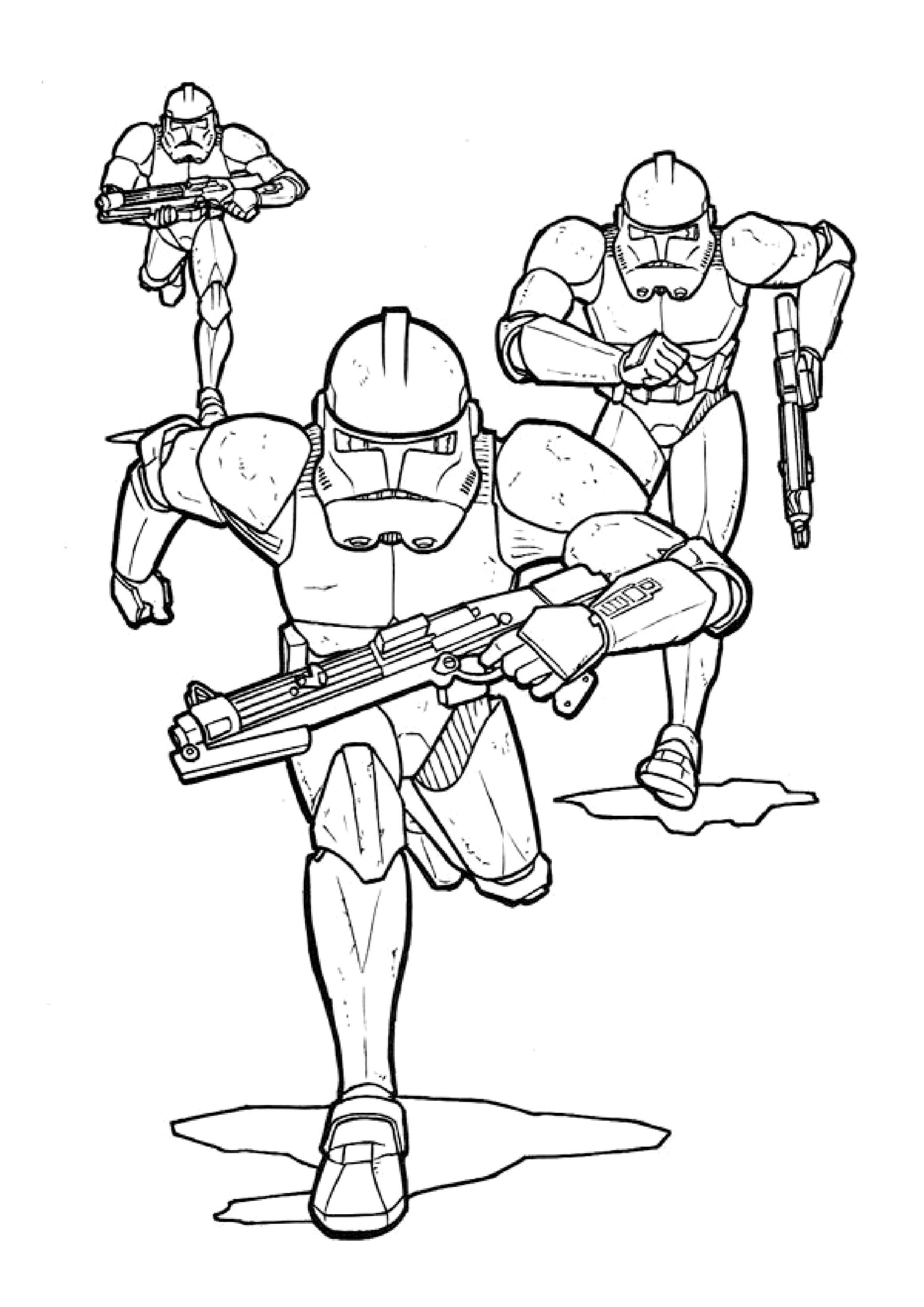 Lego Luke Skywalker Coloring Pages at GetDrawings.com | Free for ...
