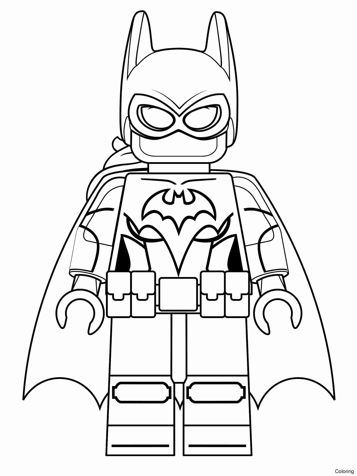 lego man coloring page 10