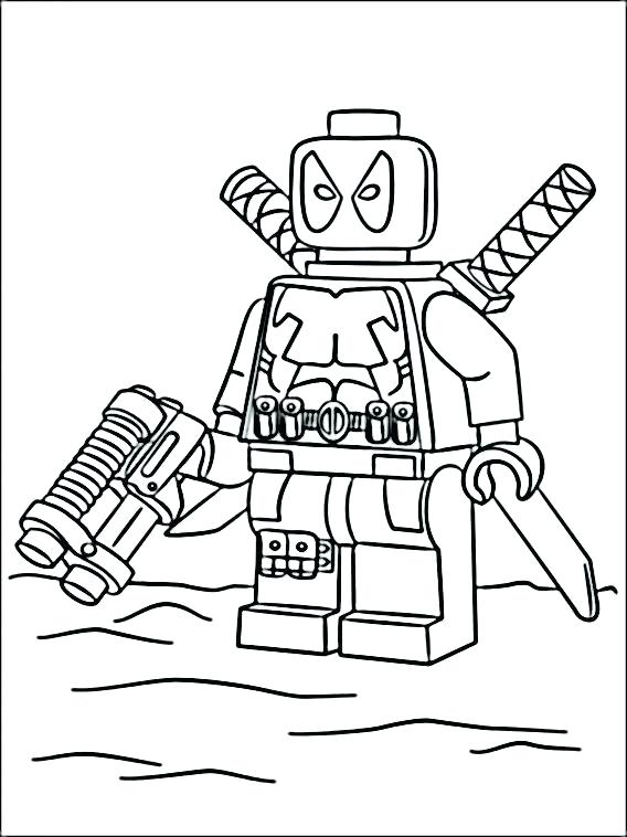 Lego Marvel Superheroes Coloring Pages At Getdrawings Free Download