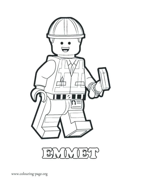 595x762 Lego Figure Coloring Pages Figure Coloring Pages Blank Figure