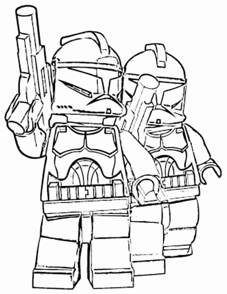 791x1024 Lego Minifigure Coloring Pages