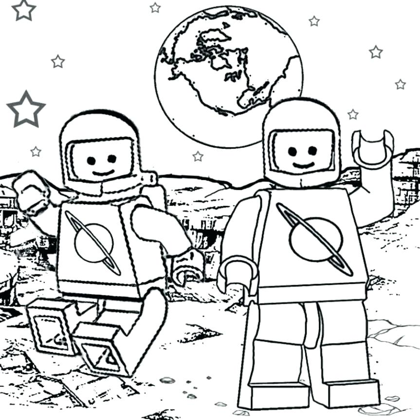 863x863 Lego Minifigures Coloring Pages Coloring Pages New Space Coloring