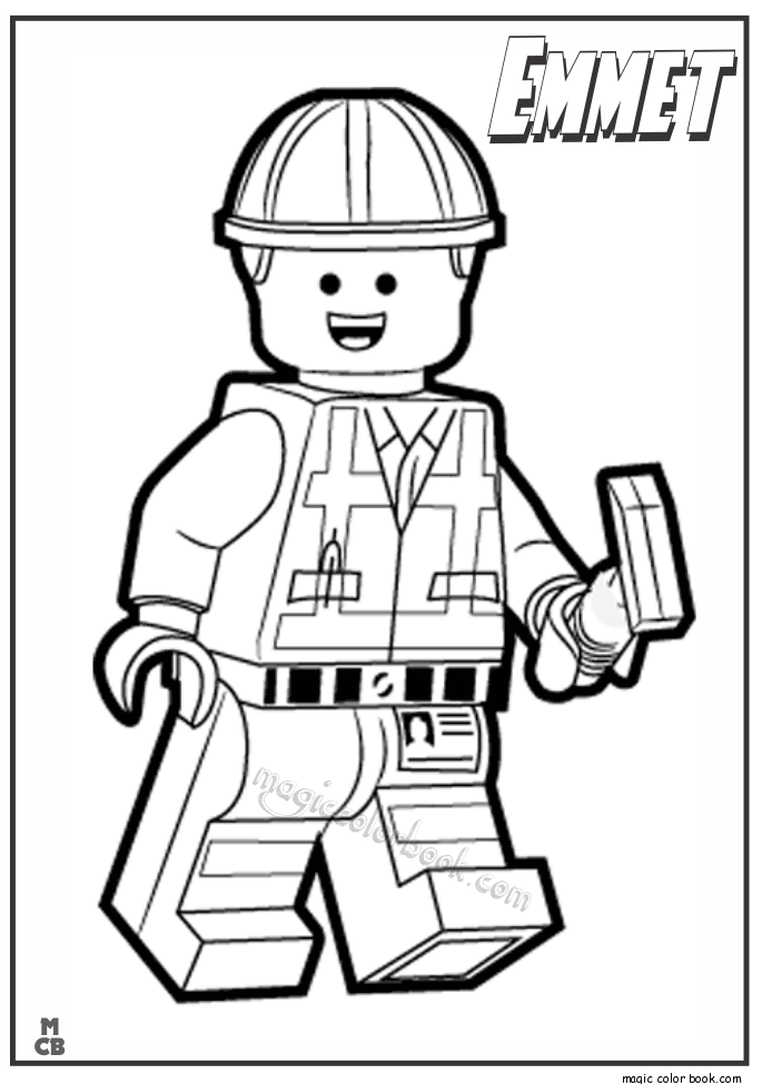 685x975 Lego Emmet Coloring Pages How To Draw Emmet From The Lego Movie
