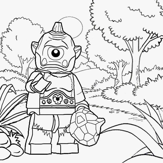 650x650 Lego Monster Coloring Pages Movie Lego And Monsters