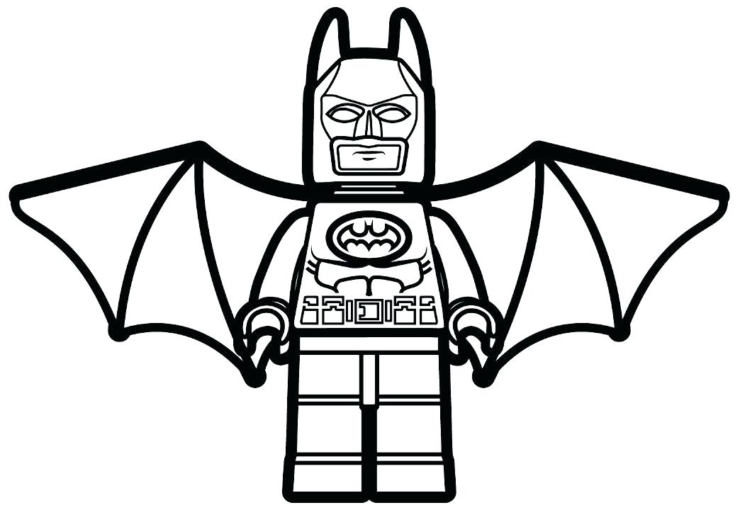bad cop lego coloring pages - photo#13