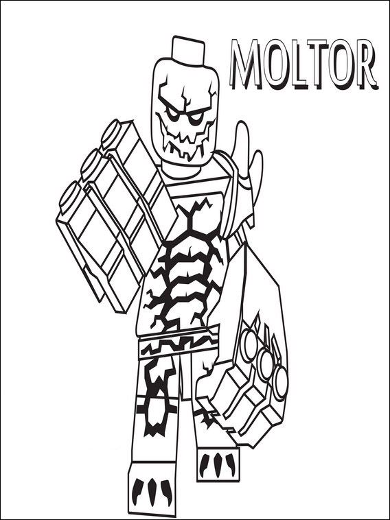 568x758 Lego Nexo Knights Coloring Pages Coloring Drawing
