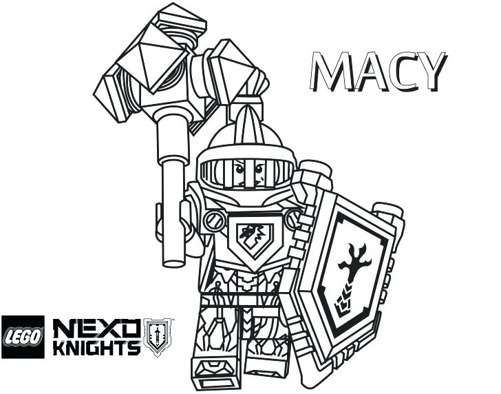 728x572 Nexo Knight Coloring Pages Nexo Knights Coloring Pages Knights