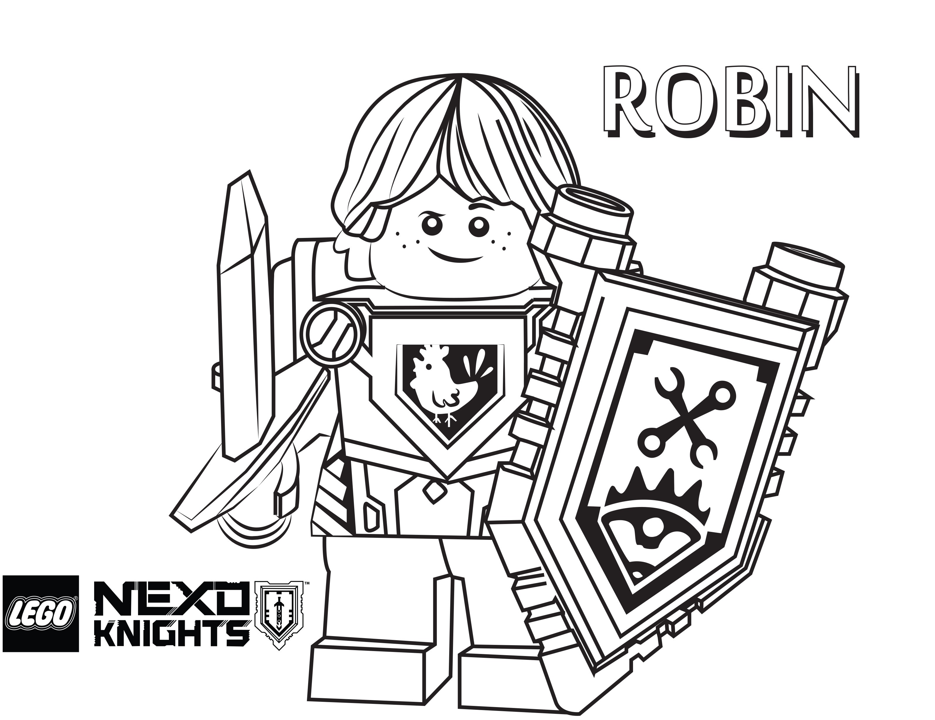 3189x2454 Easy Lego Coloring Pages Fresh Lego Nexo Knights Coloring Pages