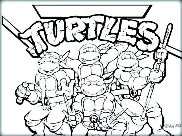 640x479 Ninjas Coloring Pages Ninja Coloring Book Ninja Turtles Coloring