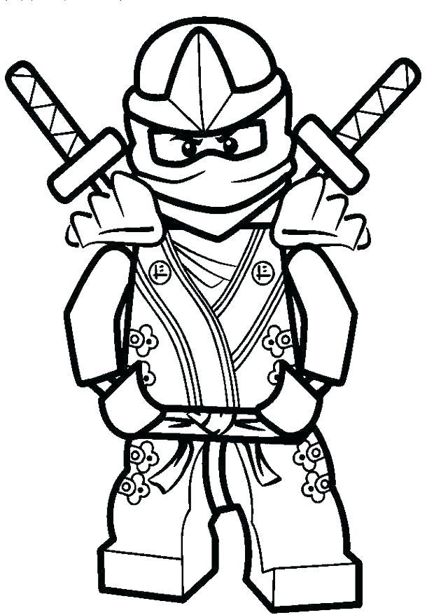 620x877 Ninjago Coloring Pages